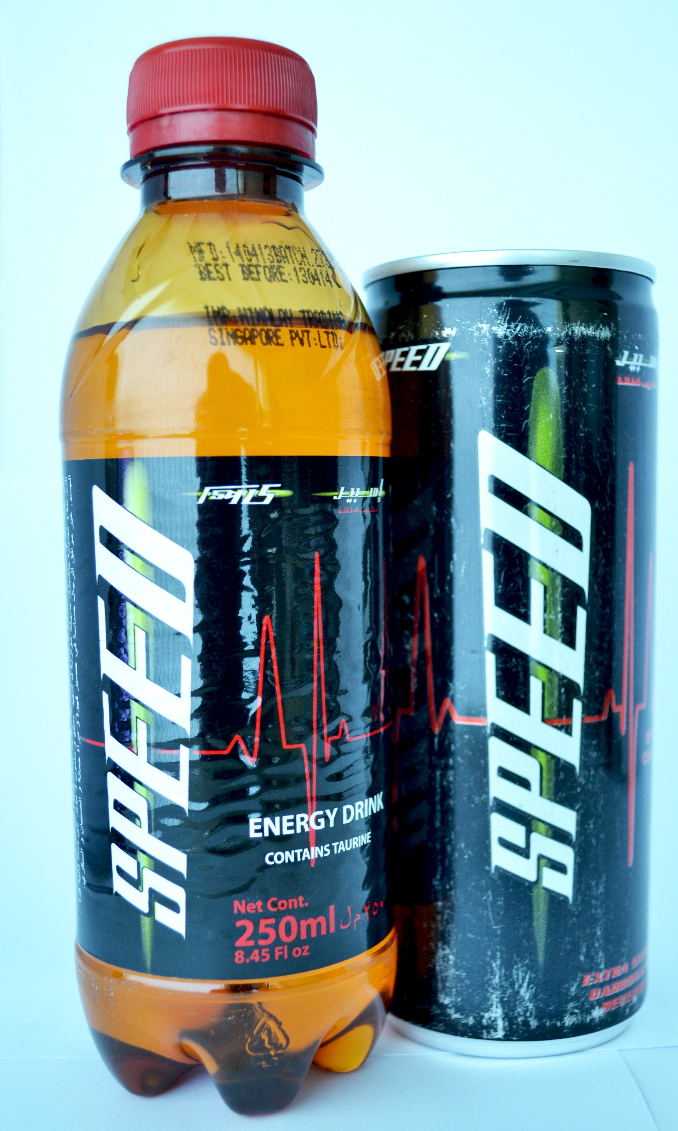 Speed Energy drink (Bangladesh) Canned Food